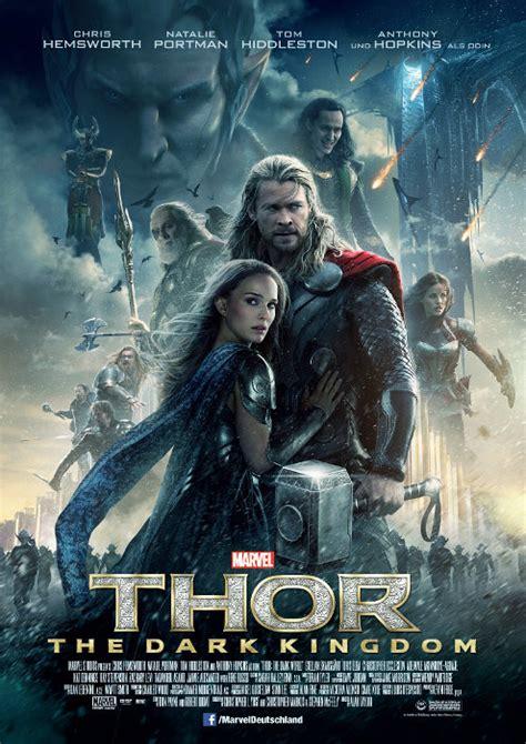 film thor the dark kingdom filmplakat thor the dark kingdom 2013 plakat 2 von