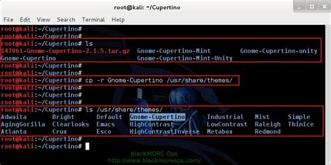 how to install themes kali linux change install theme in kali linux gtk 3 themes