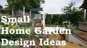 Design Tips For Your Home Small Home Garden Design Ideas