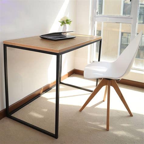 escritorio hierro y madera escritorio estilo industrial hierro madera mueble