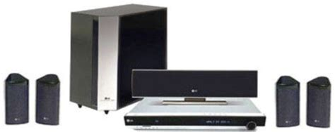 lg lh t9654s 1000 watt dvd player home theater system