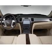 2008 Cadillac Escalade Interior  US News &amp World Report