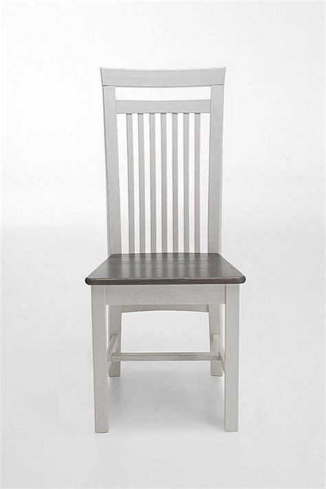 holzstuhl grau stuhl aus holz holzstuhl st 252 hle kiefer massiv wei 223 grau