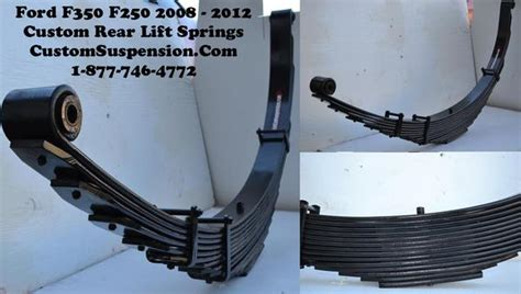 ford mercury car leaf springs oem heavy duty lifted ford f350 2008 2016 custom rear leaf spring 16 quot pair