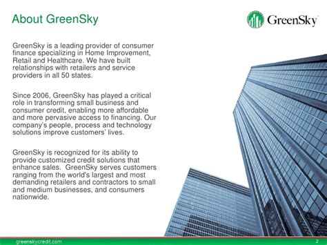 greensky dealer presentation