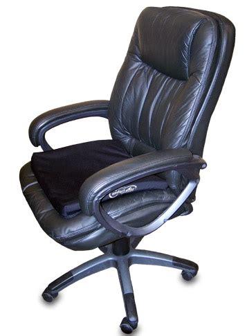 comfort aid flat office chair cushion  shipping
