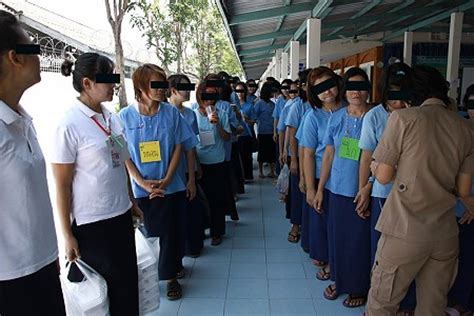 'bangkok rules' for women convicts | thai prison life