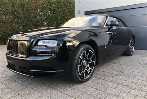 roll royce dawn black rolls royce dawn quot black badge quot