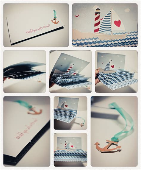 sailboat pop up card template pop up sailing card by vicexversa on deviantart