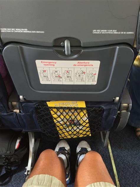 do exit row seats recline the flight deal when a bargain fare isn t a bargain or