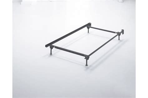 Bolt On Bed Frame Frames And Rails Bolt On Bed Frame In Metallic By