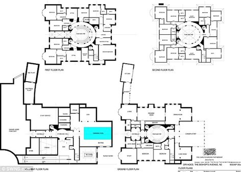 kris jenner house floor plan most expensive repossessed property in london being sold