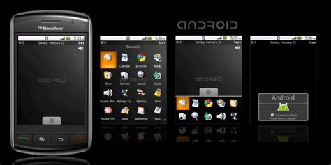 themes in blackberry android g1 theme blackberry storm tema androide para