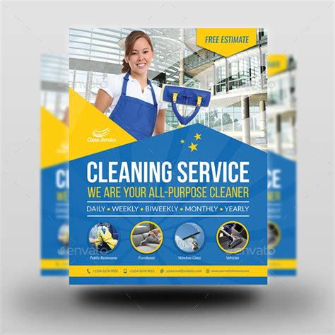 cleaning company flyers template cleaning service flyers cleaning company flyer