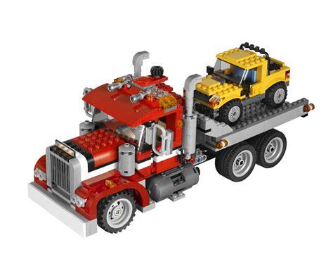 lego truck my lego style lego creator highway 7347