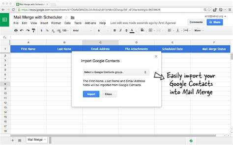 Gmail Search For Emails With Attachments Mail Merge With Attachments Sheets Add On