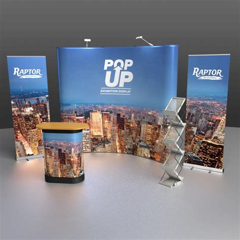 exhibition banners exhibition combo pack venture banners