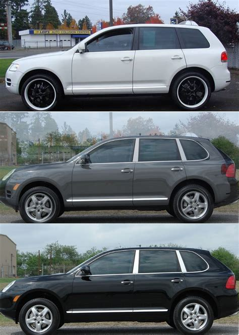 Porsche Forum Cayenne by Difference Between Porsche Cayenne And Vw Touareg Page 3
