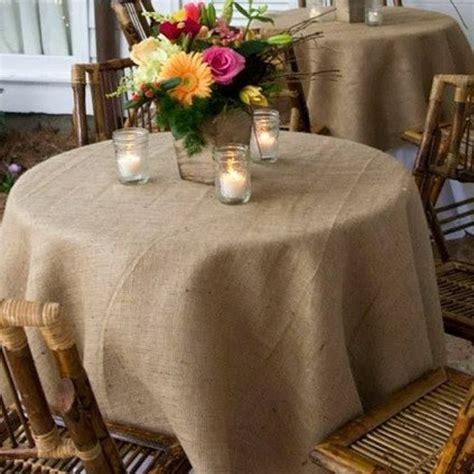 Burlap Table Linens Get Cheap Burlap Table Linens Aliexpress