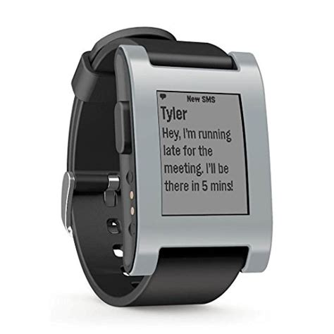 FAQ: Which Pebble Smartwatch Is Right for You?   SmartWatches.org