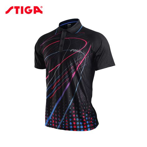 Tennis Sweater Hoodie 01 2017 stiga table tennis clothes for and clothing t shirt sleeved shirt ping pong