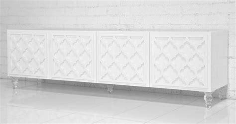 white credenza www roomservicestore tangier credenza in white