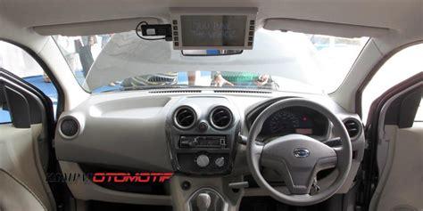 Talang Air Datsun Go Plus Panca cara instan dongkrak penilan mpv murah datsun kompas