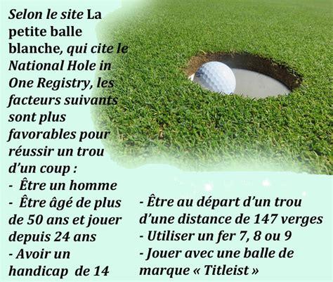 1 partie 1 2 trous d un golf martial