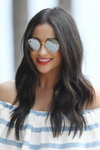 k mitchell hairstyles with a soft shay mitchell s hairstyles hair colors steal her style