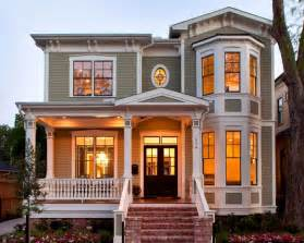 Exterior Home Decor Ideas Houston Heights Project 1 Exterior Houston By Collaborative Design