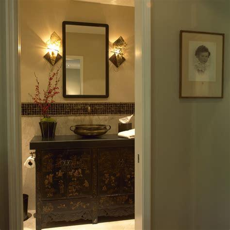 asian inspired bathroom decor bridge design studio