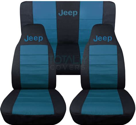 black and teal jeep jeep wrangler yj seat covers car interior design