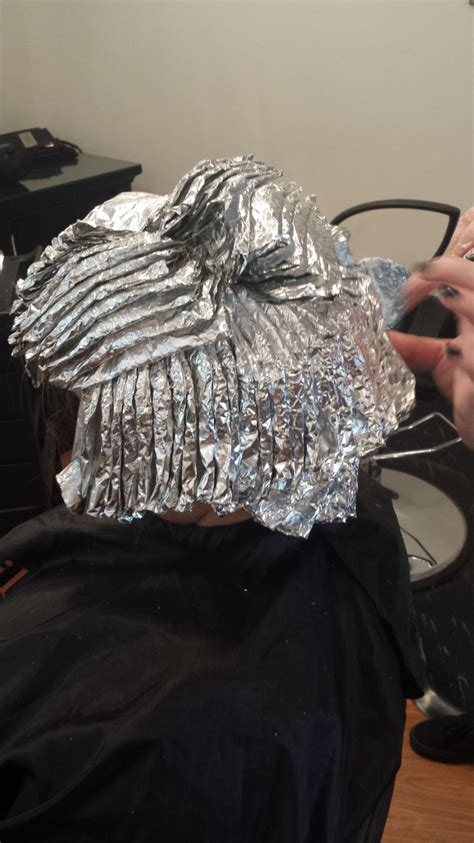 where to place your foils in hair hair color archives brooke rockwell hair design