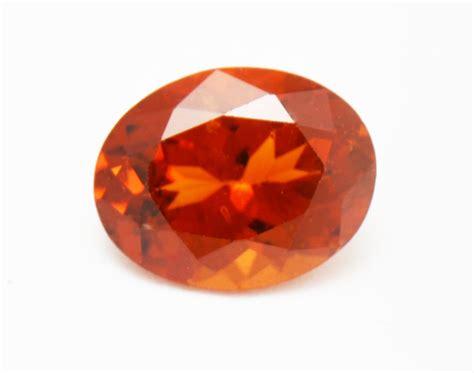 hessonite garnet information gem rock auctions