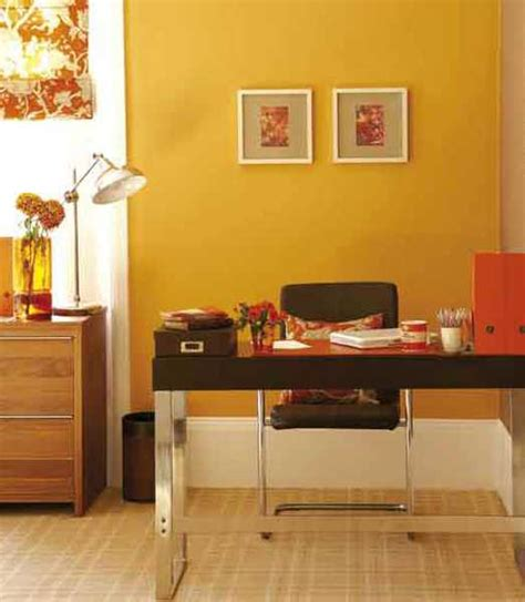 office color 30 office design ideas bringing optimism with orange color
