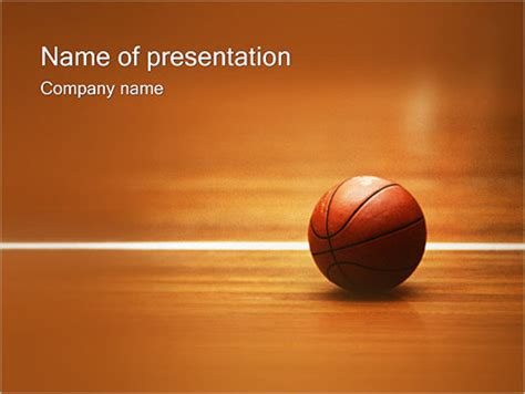Basketball Nba Powerpoint Template Backgrounds Id Basketball Powerpoint Presentation