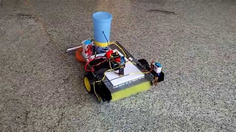 Floor Cleaning Robot Project by Floor Cleaning Robot