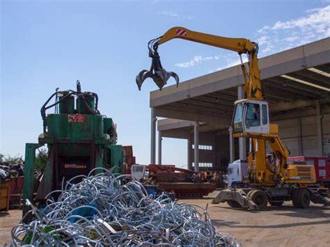 commercio lodi recupero rottami ferrosi lodi pavia preventivo raccolta