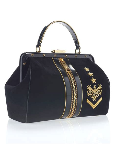 Fashion Doctor Bag Y 1 new versace zippered doctor bag at 1stdibs