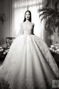Capsule collection of seven magnificent couture wedding gowns