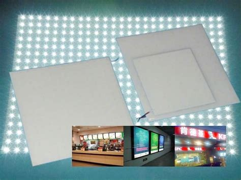 Lu Led Backlight waterproof slim led backlight panel for exterior and
