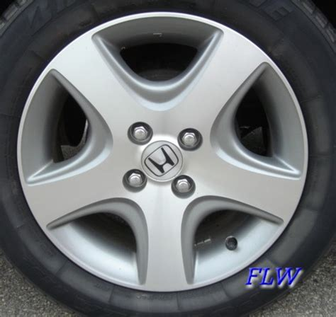 honda factory rims 2005 honda civic oem factory wheels and rims