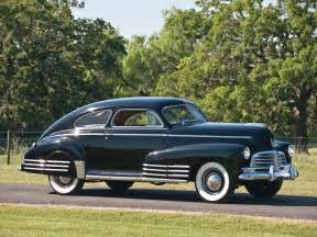 1946 chevrolet fleetline 2 door aero sedan 46dk 2144 10