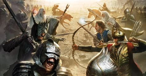 Lord Of The Rings Conques the lord of the rings conquest