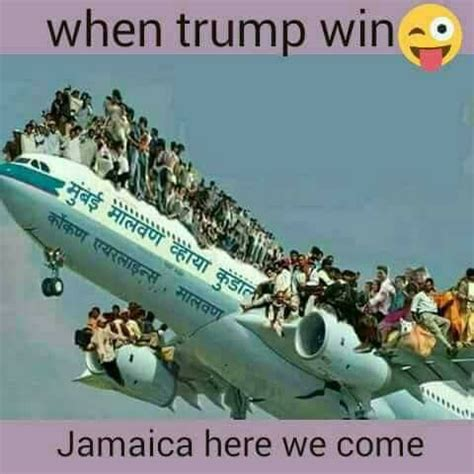 Jamaican Meme - caribbean americans coping with post election blues find