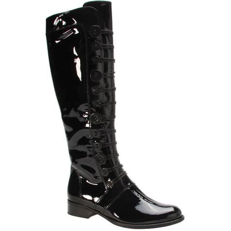 argyll 71 649 97 black patent boot