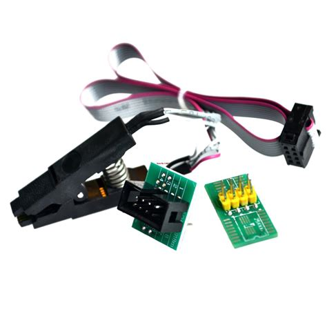 integrated circuit test clip integrated circuit test clip 28 images free shipping programmer testing clip soic 8 soic8
