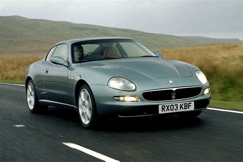 Maserati Coup 233 Coupe 2001 2006 Photos Parkers