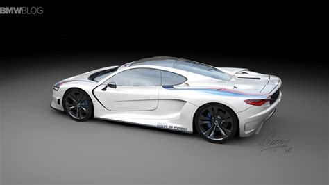 bmw supercar m1 bmw m1 design concept renderings
