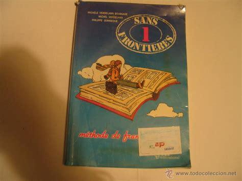libros de texto antiguos sans frontieres 1 comprar libros antiguos de texto y